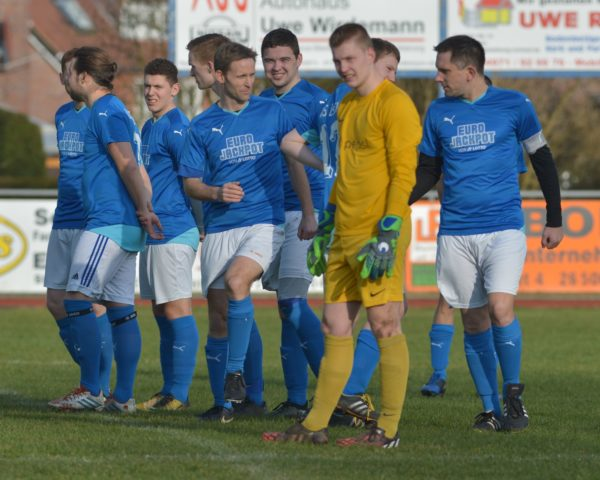 Der Aufstieg in die Ostfriesland Liga ist Perfekt